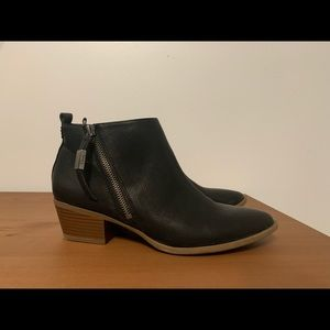 Sam Edelman Women's Black Booties 8 1/2